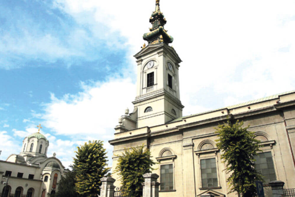 St. Michael's Cathedral, Belgrade