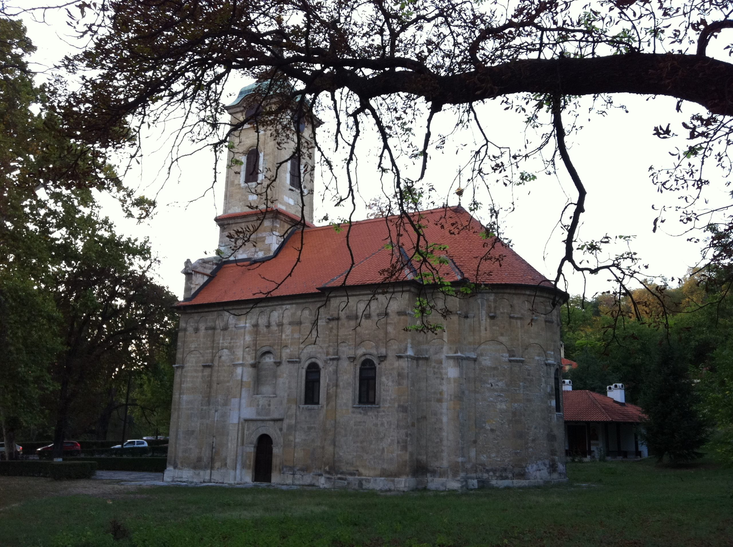 Churches of belgrade