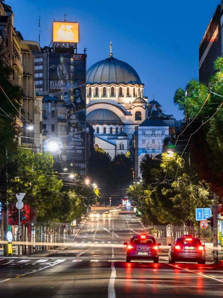 Tours around Serbia