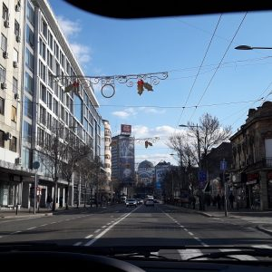 All Belgrade Car Tour