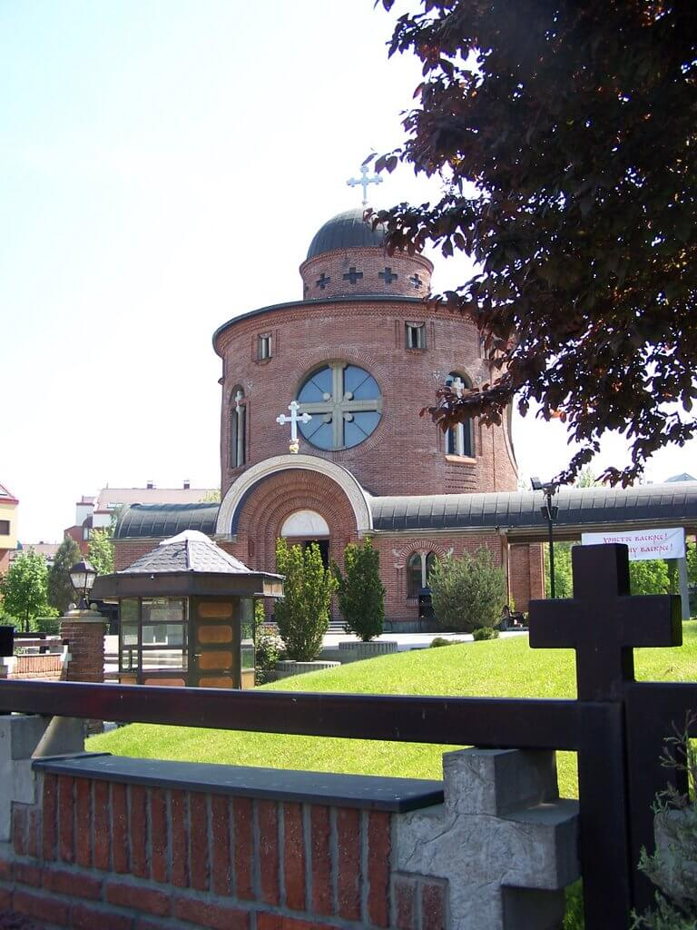 Church of Saint Vasilije Ostroski