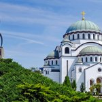Belgrade tourists attractions, St. Sava temple